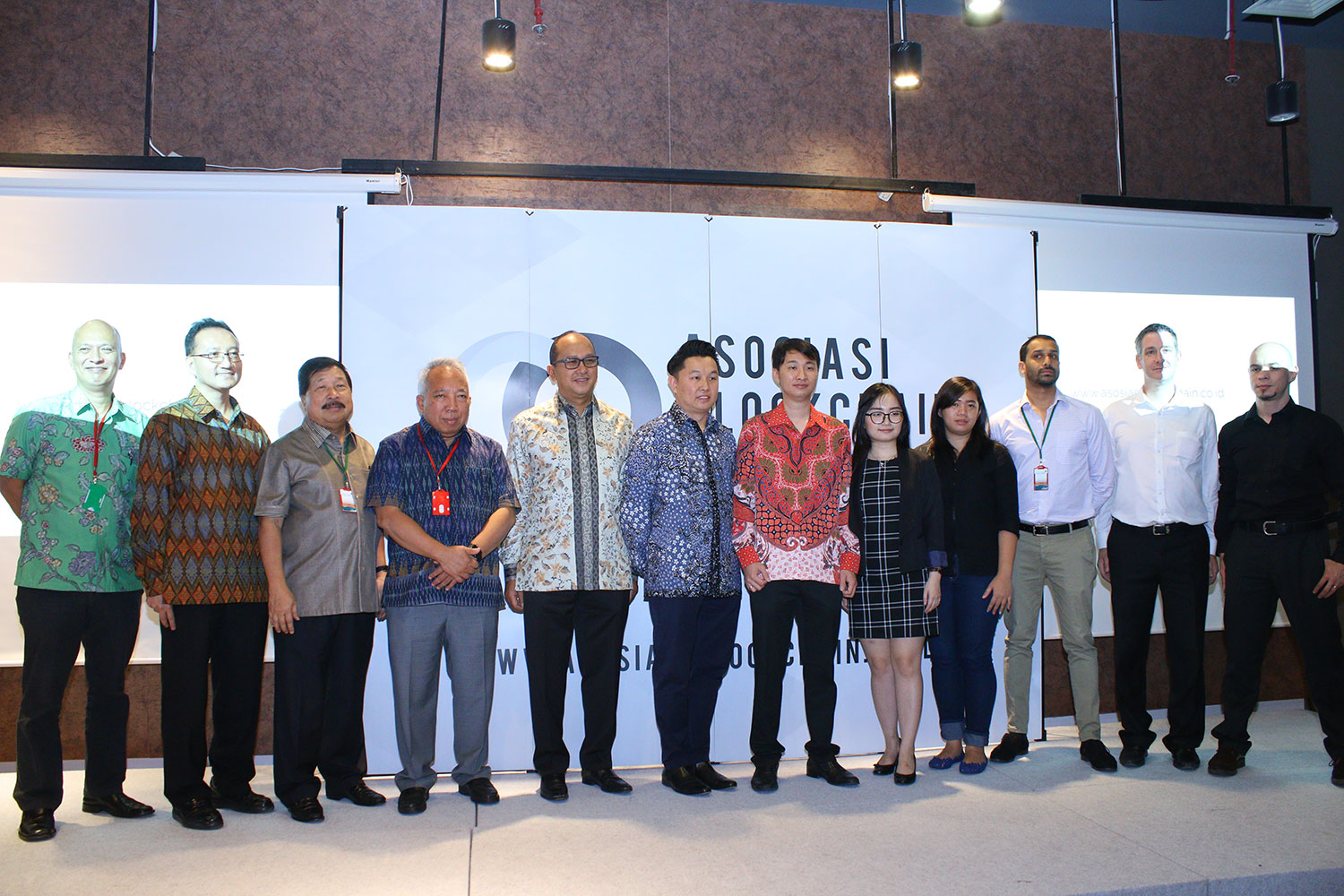 ABI Launching, founder asosiasi blockchain indonesia