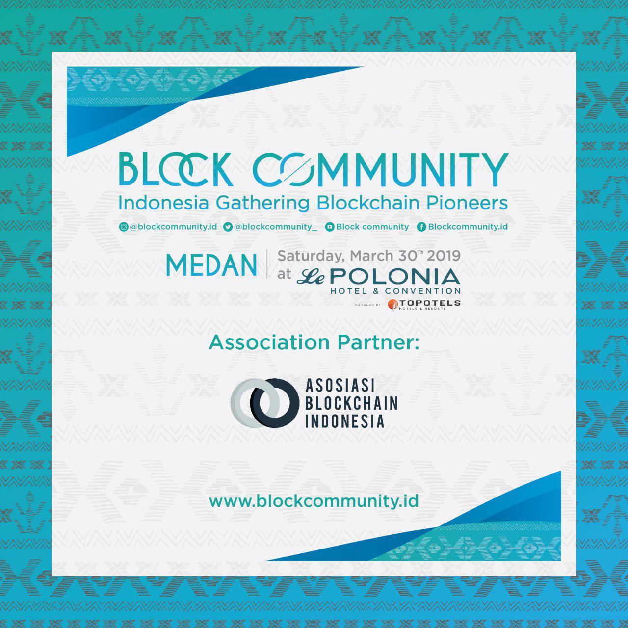 BlockCommunity MEDAN